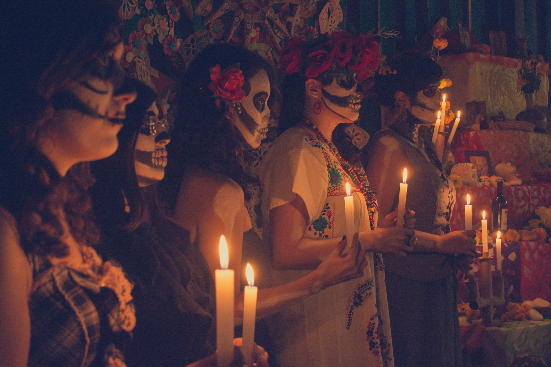 Estos son los días de festejo para la tradición de Día de Muertos | Foto: Gobierno de México