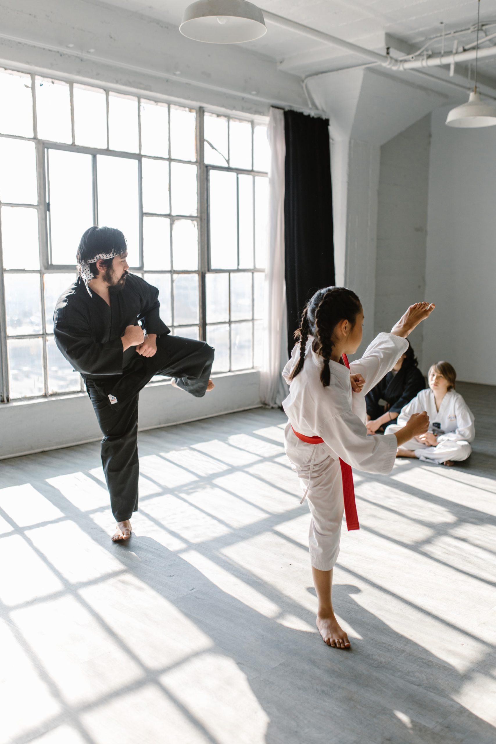 Estas son algunas de las escuelas donde puedes aprender taekwondo | Foto: Pexels